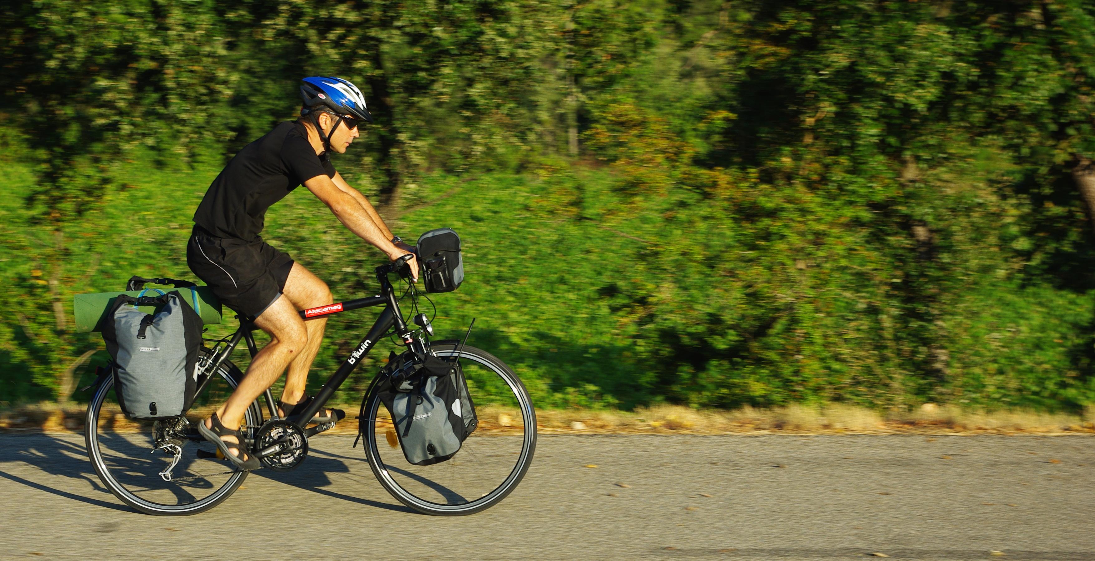 Création de site internet pour tourisme à vélo